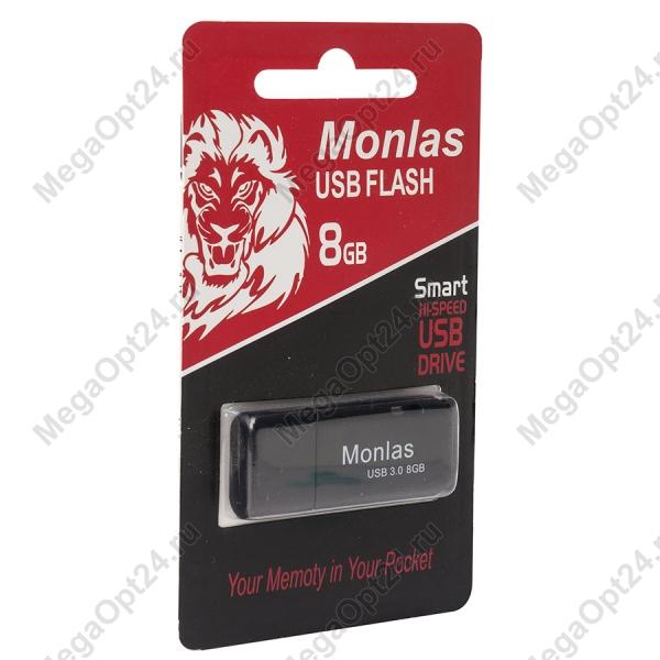 Флеш-накопитель Monlas 8 Gb 3.0