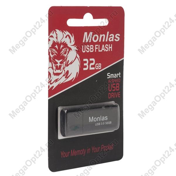 Флеш-накопитель Monlas 32 Gb 3.0