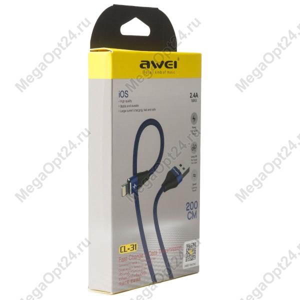 USB кабель Awei CL-31 IOS