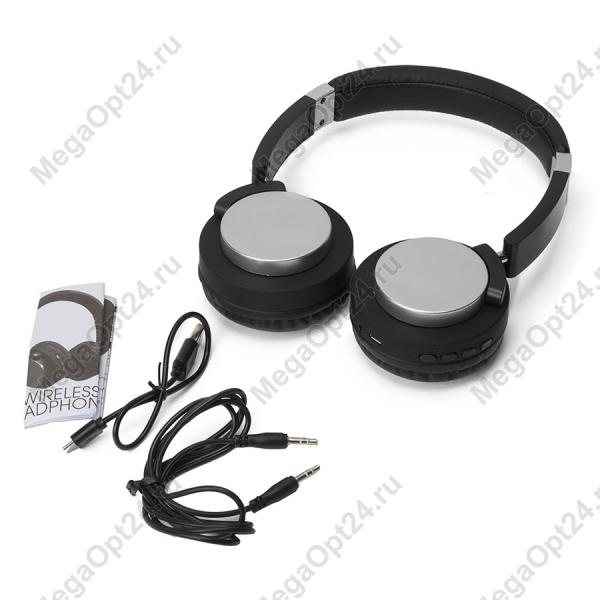Наушники с микрофоном Wireless Headphones SY-BT1603