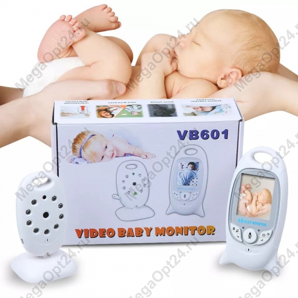 Видеоняня Video baby monitor VB601
