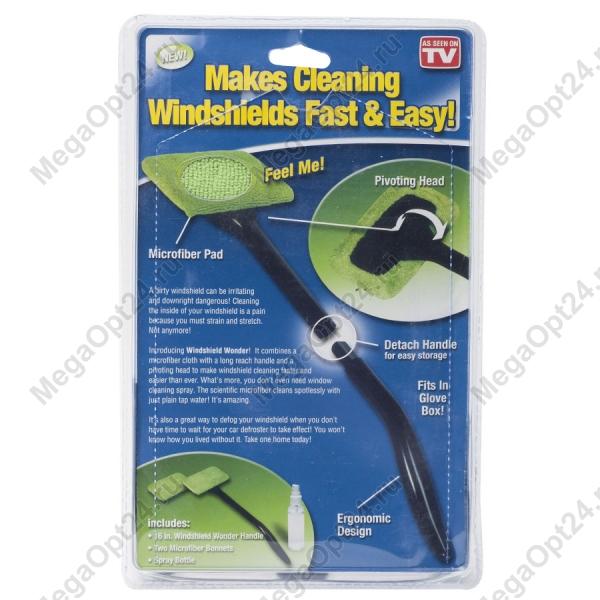 Щётка для вытирания лобового стекла Windshield Wonder