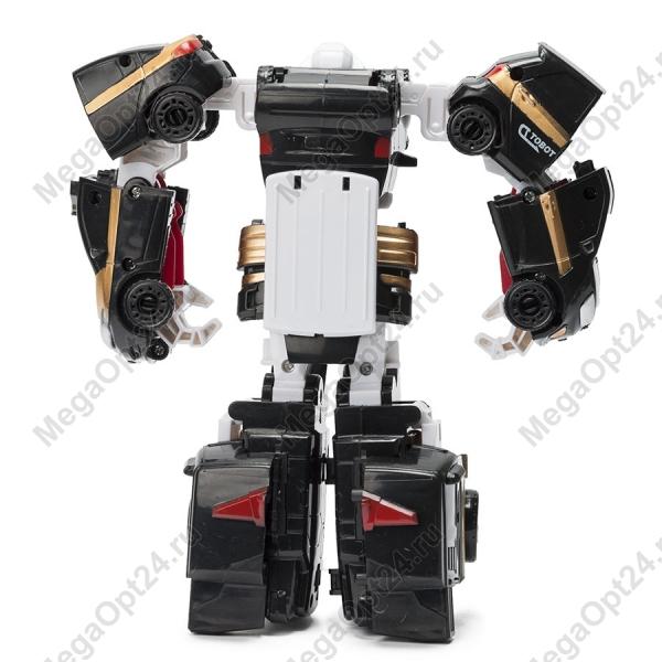 Робот Трансформер Тобот Кватран