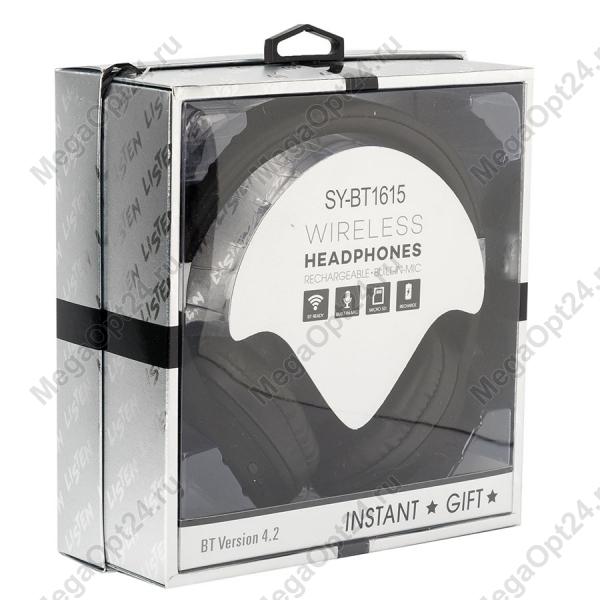Беспроводные наушники Wireless SY-BT1615