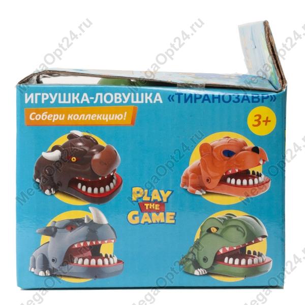Игрушка-ловушка Тиранозавр оптом