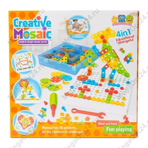 Конструктор-мозаика Creative Mosaic оптом