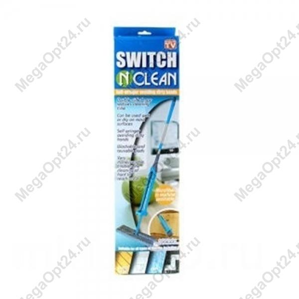 Швабра Switch and Clean с механизмом отжима оптом