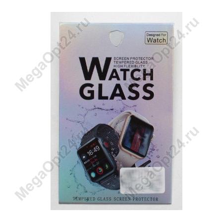 Защитное стекло Apple Watch 3D Full оптом