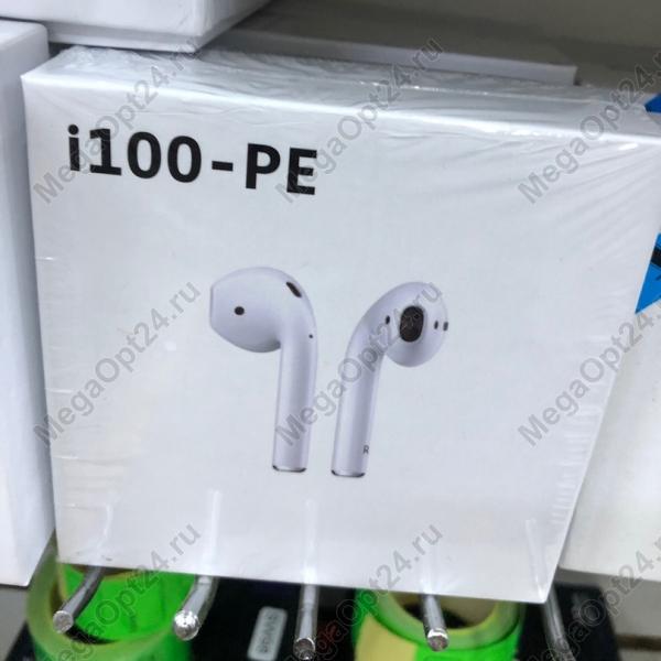 Беспроводные наушники i100-PE