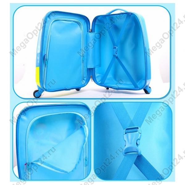 Детский чемодан Паровозик Томас оптом