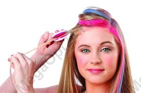 Мгновенная Краска для волос HOT HUEZ
