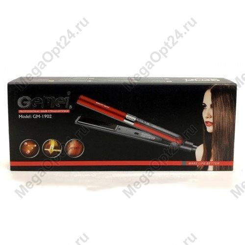 Выпрямитель для волос GEMEI GM-1902 оптом