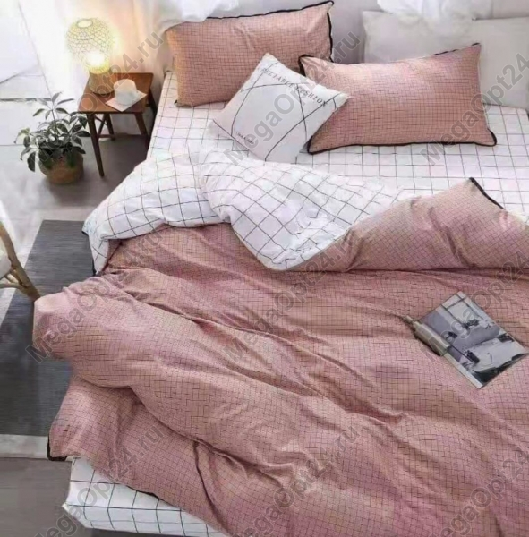 Комплект постельного белья семейный Fuanna Home Collection оптом