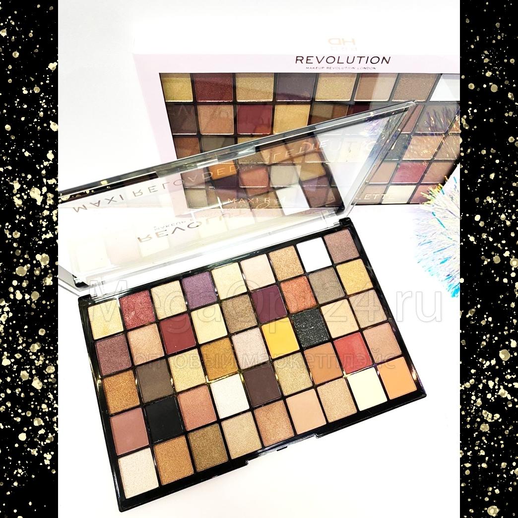 Палетка теней для век London Revolution Makeup 45 цветов оптом
