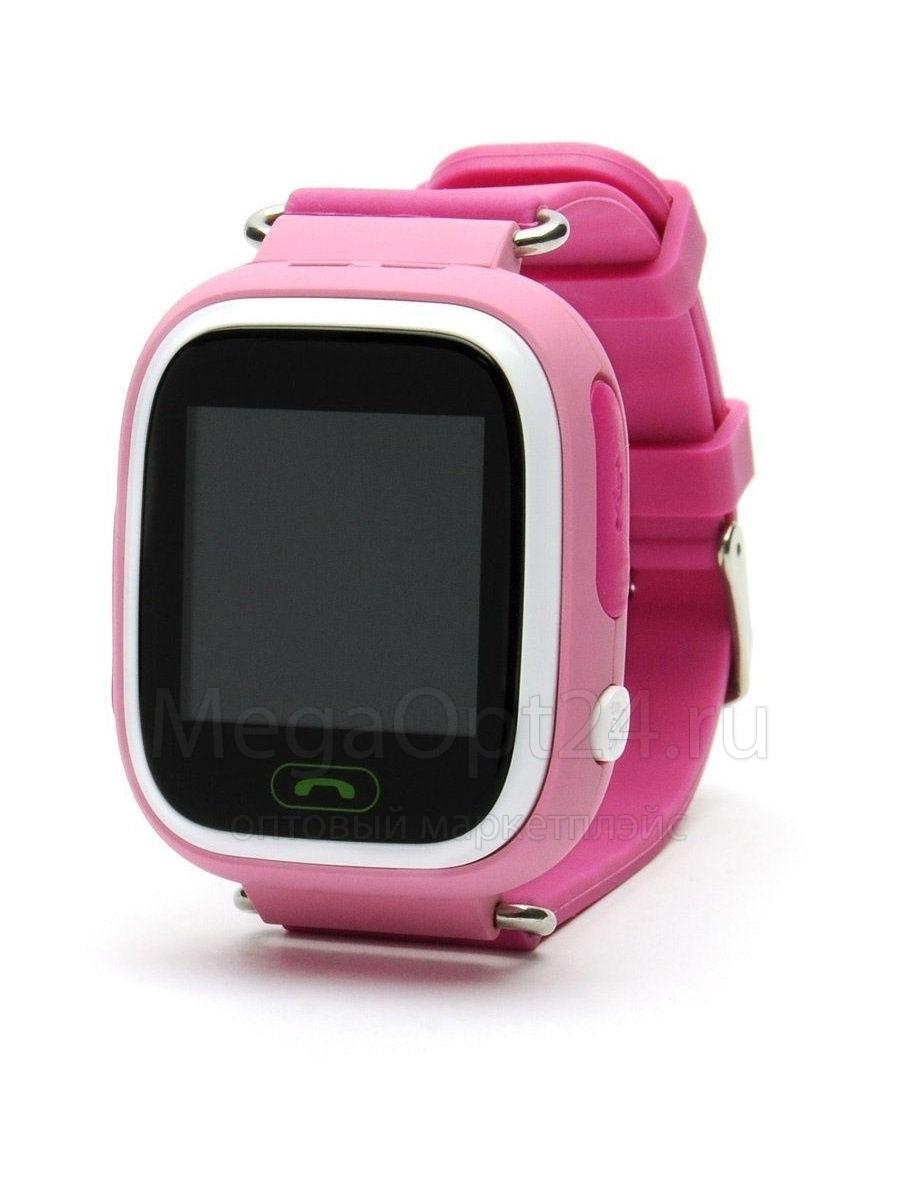 Детские GPS часы Q90, Розовый