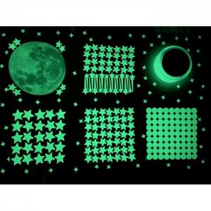 Светящийся набор для оформления комнаты в темноте Люми-Зуми Найт Декор