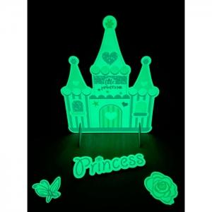 Светящийся замок-ночник Little Princess