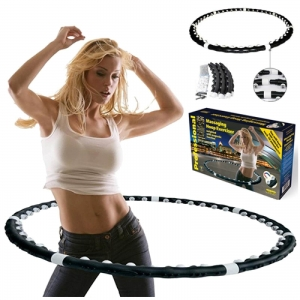 Обруч Massaging Hoop Exerciser оптом