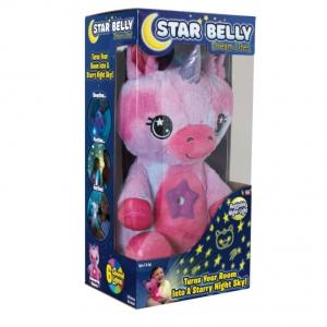 Интерактивная игрушка-ночник Star Belly