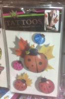 Временное Tatoo 3D