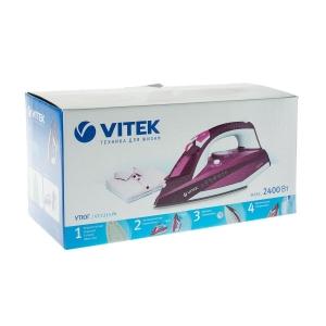 Утюг VITEK VT-1215 PK ОПТОМ