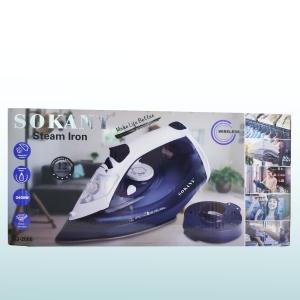 Беспроводной утюг Sokany steam iron AJ-2086 ОПТОМ