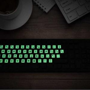 Светящаяся накладка на клавиатуру