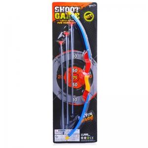 137-3 цветн Лук со стрелами