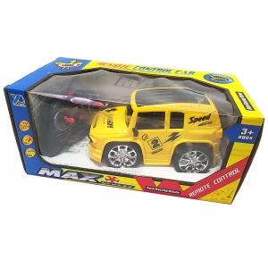 YQ036-4 желт Машина радиоуправляемая, 27MHz, в коробке