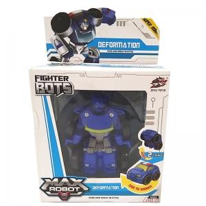 L017-11 син Робот-трансформер, в коробке