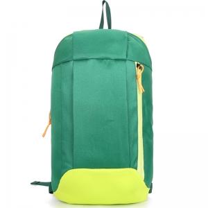 006D-6 зел Рюкзак для мальчиков (40х23х10)