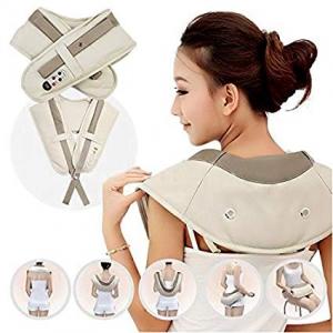 Массажер Cervical massaage shawls с эффектом постукивания