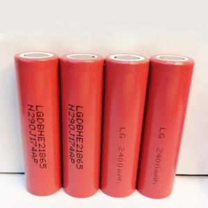 Аккумулятор 18650 LG-2400 mAh