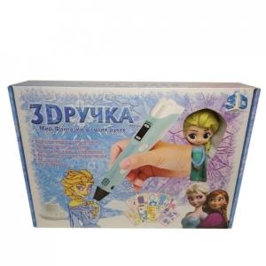 3D-РУЧКА 3DPEN-5 с фигурками ОПТОМ