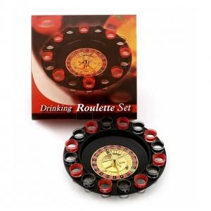 Пьяная рулетка Drinking Roulette Set оптом