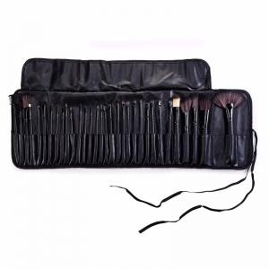 Набор кистей для макияжа в мягком чехле (32 шт.) оптом