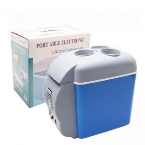 Портативный электрический холодильник на 7,5 л для автомобиля оптом