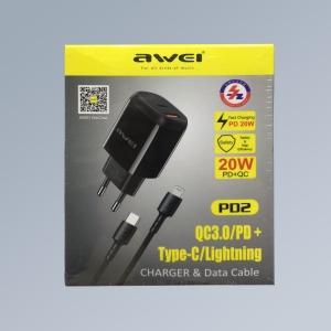 Зарядное устройство для телефона AWEI PD2 оптом