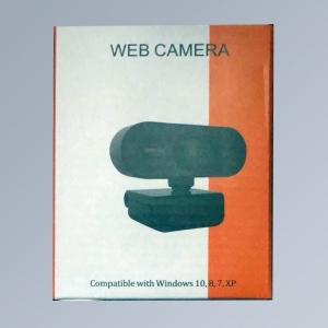 Веб-камера HD с микрофоном №1 оптом