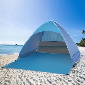 Палатка пляжная автоматическая 200 х 165 х 130 см оптом