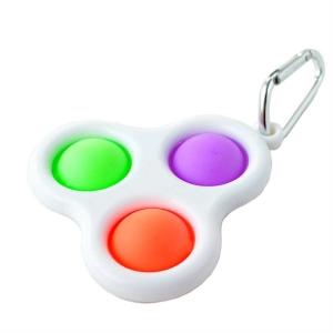 Брелок-игрушка антистресс Симпл - Димпл оптом