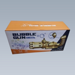 Игpушкa - генерaтоp мыльных пузырей