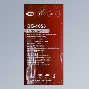 Портативная беспроводная колонка DG-1055 оптом