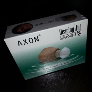 Слуховой аппарат Axon K-86 оптом
