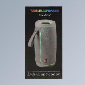 Беспроводная Bluetooth колонка T&G TG287
