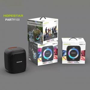 Беспроводная Bluetooth колонка Hopestar Party100 оптом