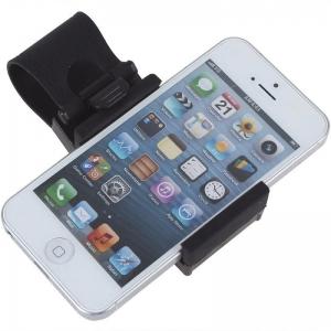 Универсальный автомобильный держатель для мобильного телефона на руль оптом