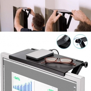 Складная полка на телевизор или монитор оптом