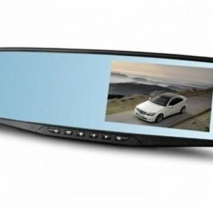 Зеркало автомобильное видео-регистратор (1 камера) (СТО)