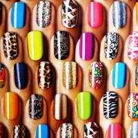 Набор для дизайна ногтей Nail Art Pens